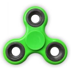 De rage van 2017: Fidget Spinner groen (1 st.)