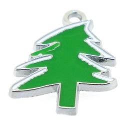 Hanger Christmas Tree 24mm (1 st.)