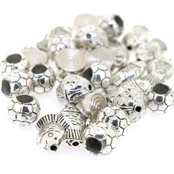 Metallook, mix, zilver (85 gram)
