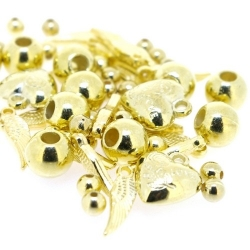 Metallook, mix, goud (85 gram)