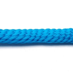 Parakoord, turquoise, 5 mm (2 mtr.)