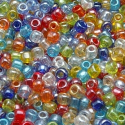 Rocailles mix AB 1,5 mm (50 gr.)
